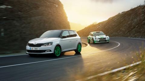 Skoda Fabia Edición Limitada WRC