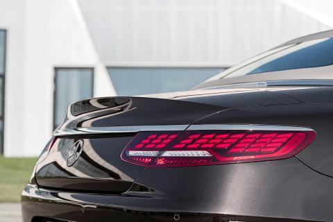 Al volante: Mercedes S Cabrio 2018