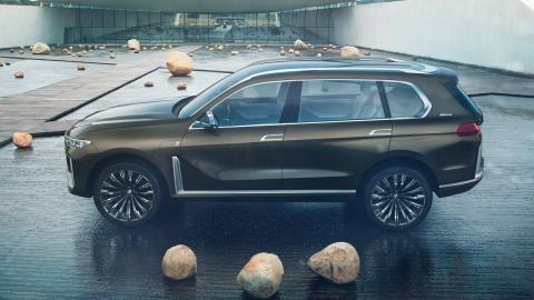 5 claves BMW X7