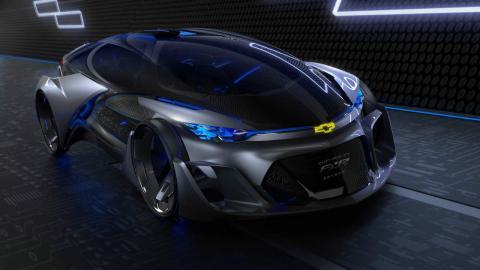 Los 5 prototipos más espectaculares de los últimos tiempos Chevrolet FNR Concept