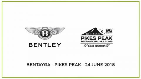 Bentley Pikes Peak