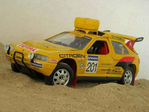 Citroën ZX Rally Raid