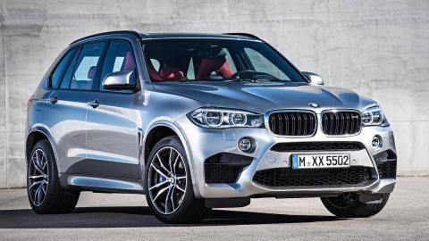 Datos BMW X5