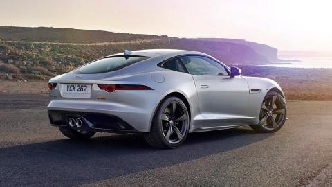 Los deportivos más vendidos en España en 2017 - Jaguar F-Type