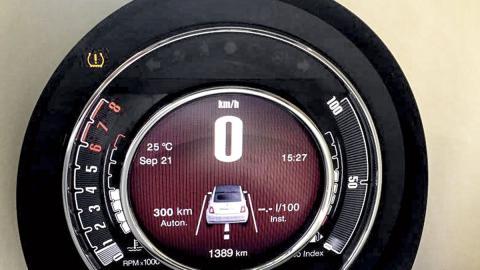 Fiat 500 C detalle