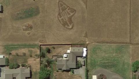Imágenes curiosas Google Earth 2017