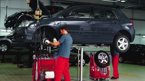 Mantenimiento Toyota