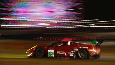 Miguel Molina GT Daytona