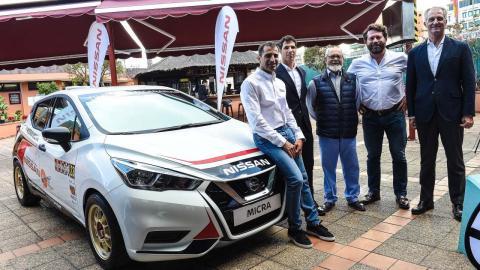 Presentación Copa Nissan Micra 2018