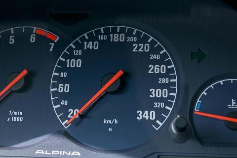 Prueba: BMW Alpina B12 5.7 Coupé