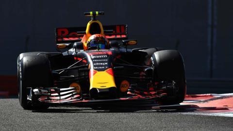 Red Bull F1 Abu Dhabi