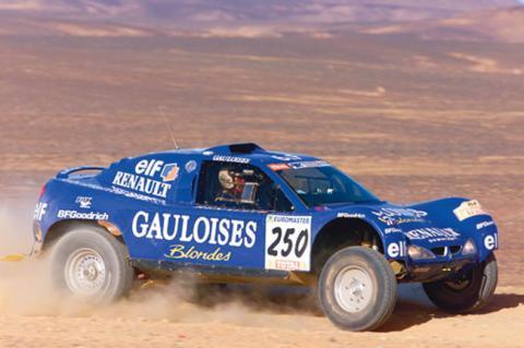 Renault Megane Dakar 2000