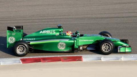 Robin Frijns en la F1