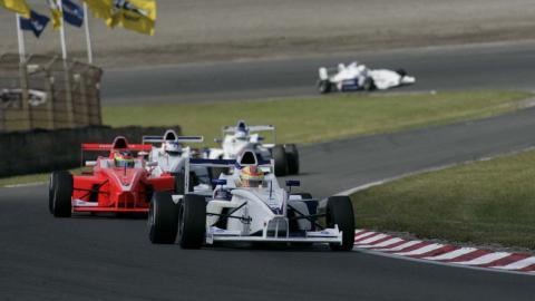 Robin Frijns Fórmula BMW