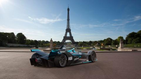 Segunda generación Fórmula E