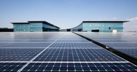 Toyota paneles solares