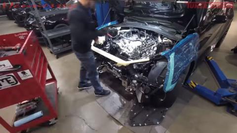 Transformación Camaro ZL1 The Exorcist