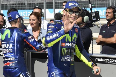 Valentino Rossi, nominado a los Premios Laureus