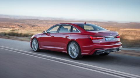 Audi A6 2018 (dinámica)