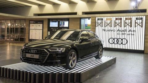 Audi emisiones