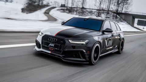 Audi RS 6 Avant de Jon Olsson