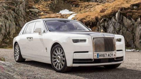 Coches para celebrar San Valentin 2018 Rolls-Royce Phantom