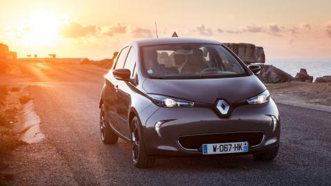 coches electricos vendidos enero 2018