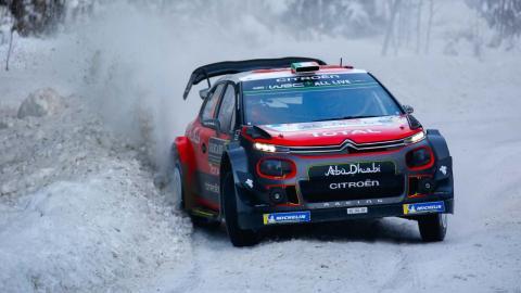 Craig Breen WRC Suecia