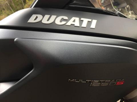 Ducati Multistrada 1260