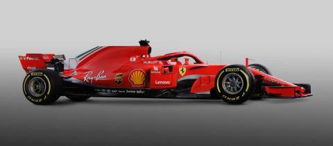 Ferrari SF71H 2