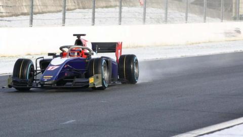 Fórmula 2 Magny Cours
