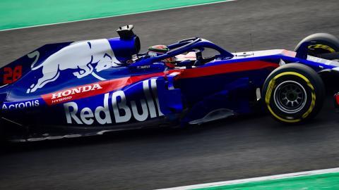 Hartley test Barcelona 2