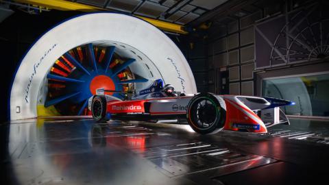 Mahindra Pininfarina Fórmula E 2019