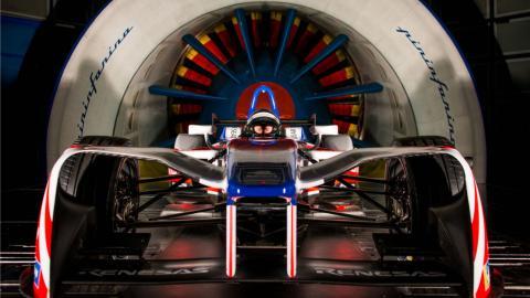 Mahindra Pininfarina Fórmula E