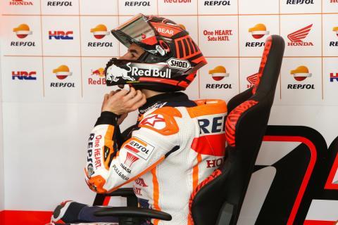 Marc Márquez da prioridad a Honda, pero hablará con otras marcas