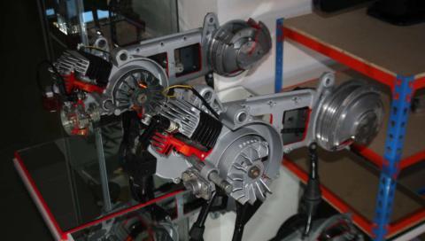 Motor de Vespino