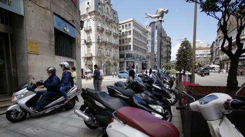La nueva Ordenanza de Movilidad de Madrid que afecta a las motos