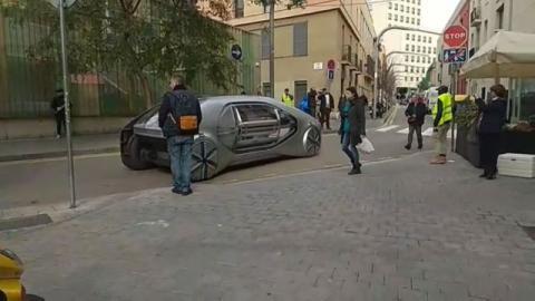 Nuevo prototipo de Renault