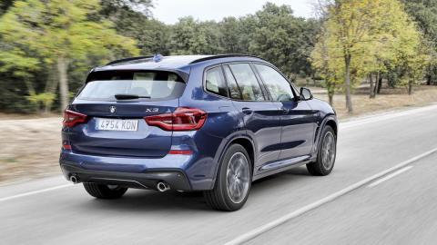 Prueba BMW X3 2.0 d