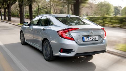 Prueba Honda Civic diesel 1.6 i-DTEC