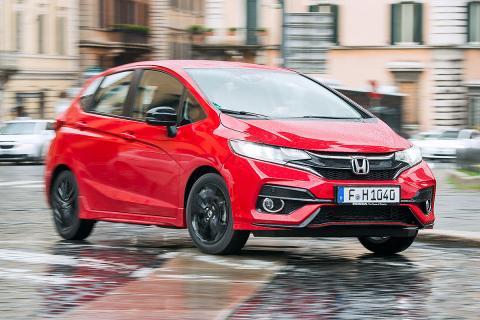 Prueba del Honda Jazz 2018