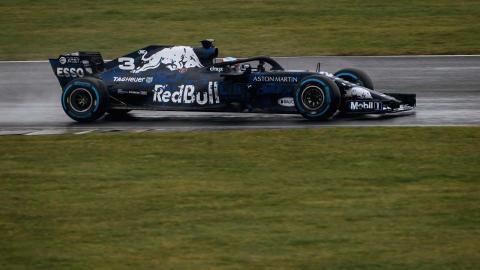 Red Bull F1 Silverstone