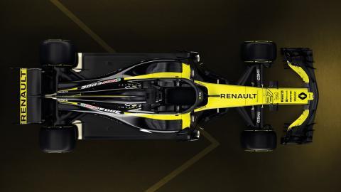 Renault F1 2018