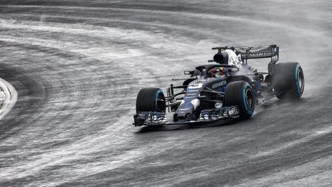 Test Daniel Ricciardo Silverstone