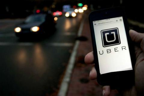 Uber atacan conductores