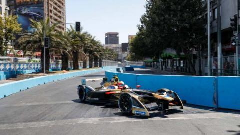 Vergne Fórmula E