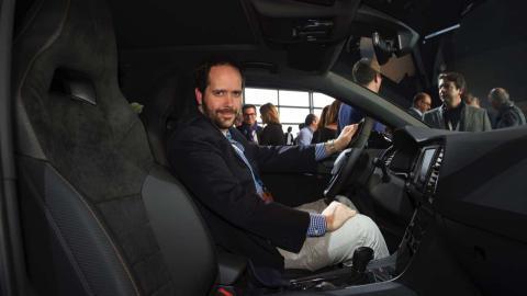 Al volante del nuevo Cupra Ateca