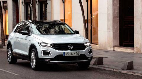 Prueba Volkswagen T-Roc 2.0 TSI 190 4Motion