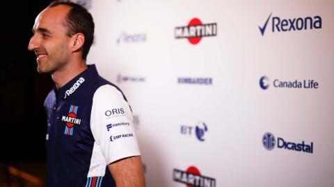 Williams F1 Kubica