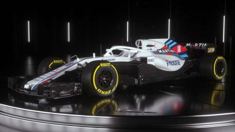 Williams FW 41